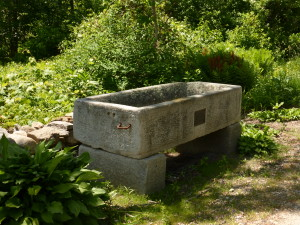 Chandler Road Water Trough