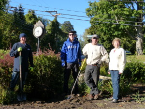 Burleigh Triange Cleaning by members
