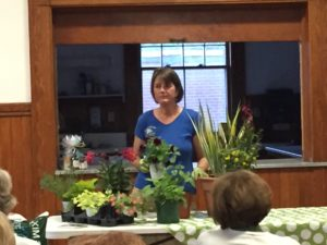 Londonderry Shady Farms demo on Container Gardening May 16 2016